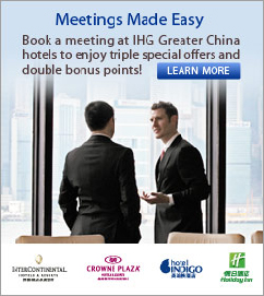 Meetings Made Easy with Special Offers