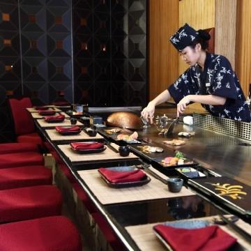 麟·铁板烧日本餐厅