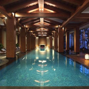 Indoor Swimming pool室内泳池