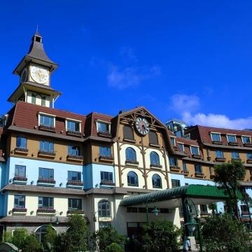 黑森林酒店外景