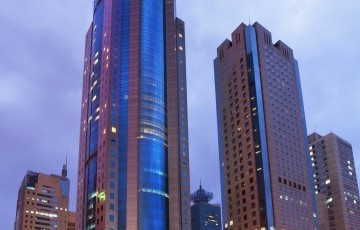 Holiday Inn Pudong Shanghai