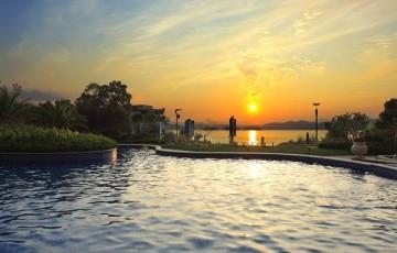 Sheraton qiandao lake resort hotel greentown