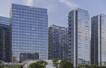 Marriott Executive Apartments Hangzhou, Future Sci-Tech City