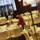 华府轩中餐厅,3楼,容纳16桌(160人)晚宴