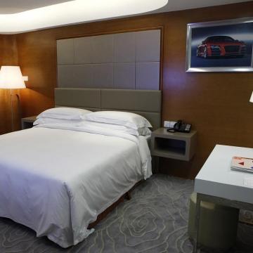 房车酒店-标准大床房