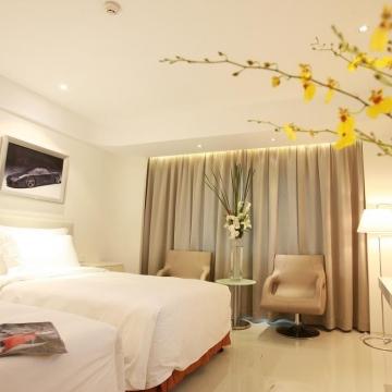 房车酒店-标准双床房
