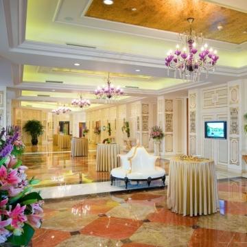 茵特拉根大宴会厅走廊
