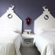 黑森林酒店-双床房