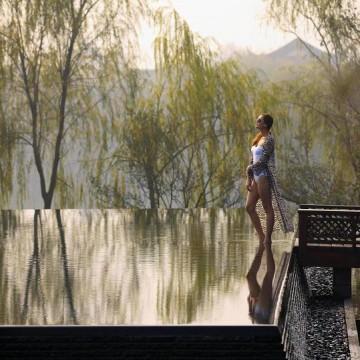 室外景观池